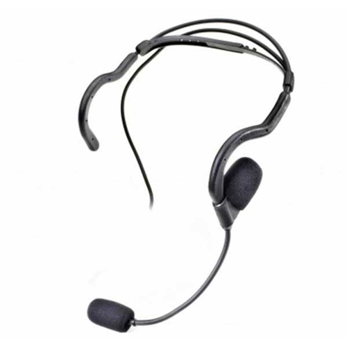 [HYT5-PBH-2] Impact HYT5-PBH-2 Neckband Single Ear Headset - HYT, Harris