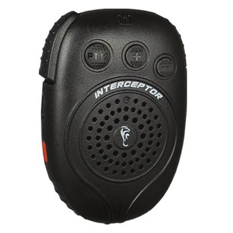 [INTERCEPTOR-00] EPC INTERCEPTOR-00 Bluetooth Speaker-Mic, Dual PTT