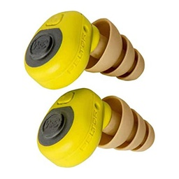 [LEP-200] 3M Peltor LEP-200 Yellow Level Dependent Electronic Earplugs