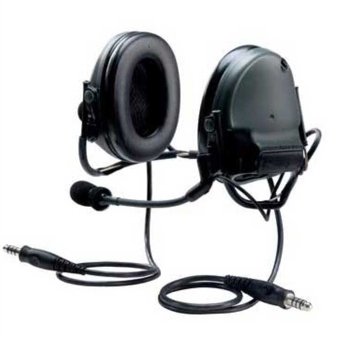 [MT20H682BB-19 SV] 3M Peltor MT20H682BB-19 SV SWAT-Tac V Dual Comm Headset