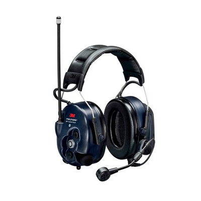 [MT73H7A4D10NA] 3M Peltor MT73H7A4D10NA WS LiteCom Pro III UHF Digital 2-Way Radio Headset