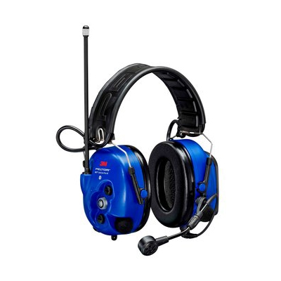 [MT73H7F4D10NA-50] 3M Peltor MT73H7F4D10NA-50 WS LiteCom Pro III Digital 2-Way Radio IS Headset