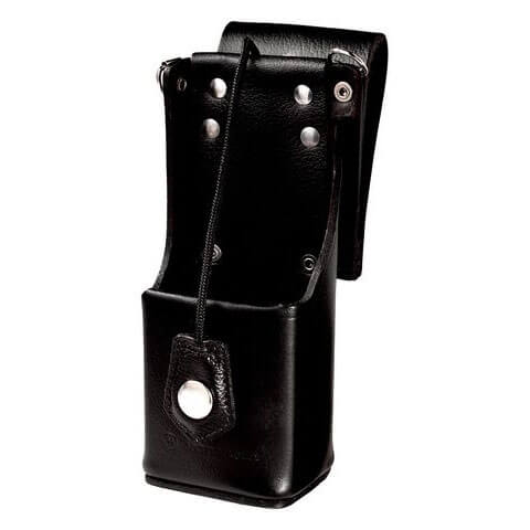 [NNTN4115] Motorola NNTN4115A Leather Carry Case, 3 inch Swivel Belt Loop