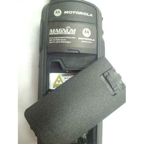 [NNTN6390] Motorola NNTN6390 Battery Door Cover - DTR650, DTR550