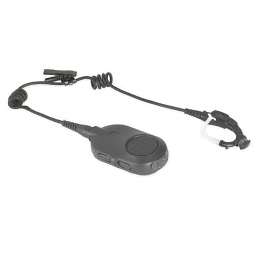 [NTN2570] Motorola NTN2570 Wireless Earpiece (12 inch cable) - APX, XTS