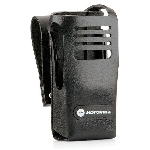 [PMLN5029] Motorola PMLN5029A Leather Case 3 inch swivel XPR Non-display radioMotorola
