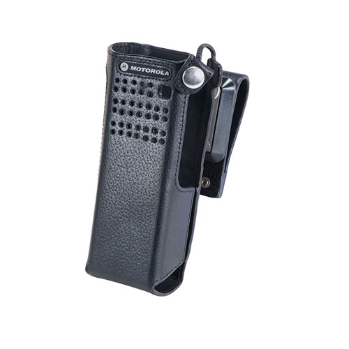 [PMLN5324] Motorola PMLN5324 Leather Case Swivel Belt Loop - APX 7000