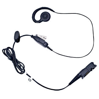[PMLN5727] Motorola PMLN5727 Swivel Earpiece with Inline Mic - XPR 3300,3500