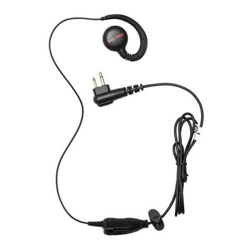 [PMLN6532] Motorola PMLN6532 Mag One Swivel Earpiece, Mic, Push-to-Talk