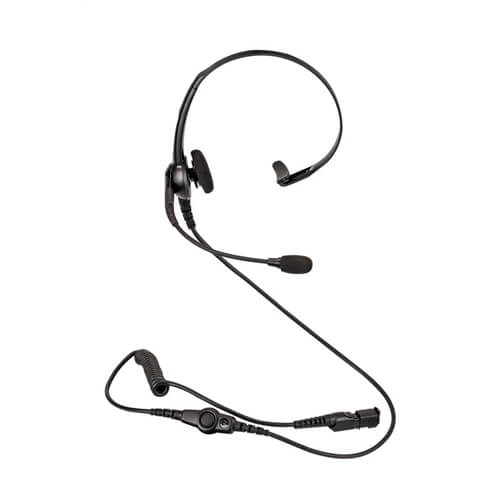 [PMLN6635] Motorola PMLN6635 Lightweight Single Ear Headset - XPR 3300,3500