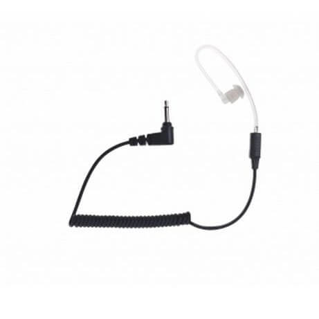 Impact PRSMA-AT7 High Quality Receive-only Earpiece for Speaker-Mic