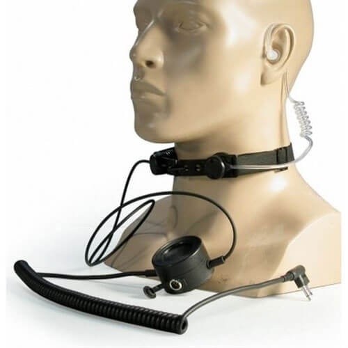 [PTM-1] Impact PTM-1 Heavy-Duty Throat Microphone