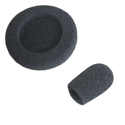 [REX4648] Motorola REX4648 Replacement Foam Earpad, Windscreen Kit