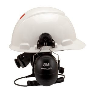 [RMN5139] Motorola RMN5139 Direct Connect Hardhat Headset - APX, XPR