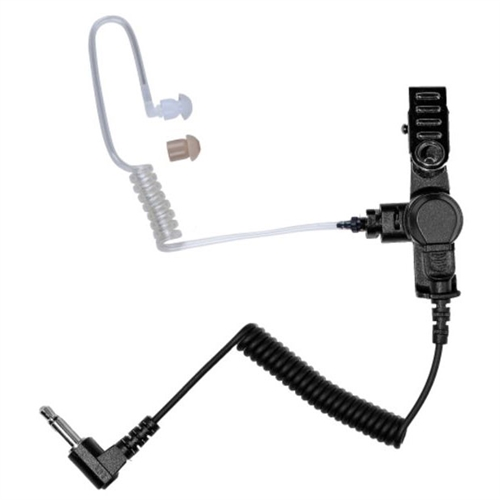 [RXO-AT6-3.5] Magnum RXO-AT6-3.5 Receive-Only Acoustic Tube Earpiece, 6 in, 3.5mm