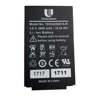 [T65G428001-R] Unication T65G428001-R Replacement Battery - G2 - G5