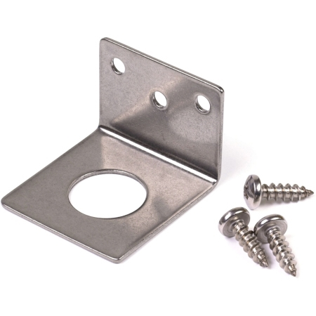 [TGB34] PCTEL TGB34 Stainless Steel L Bracket Antenna Mount