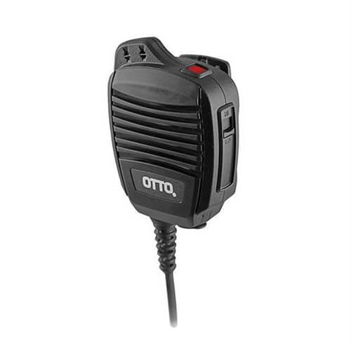 [V2-R2MF5112] OTTO V2-R2MF5112 Revo NC2 Noise-Cancelling Microphone - APX, XPR