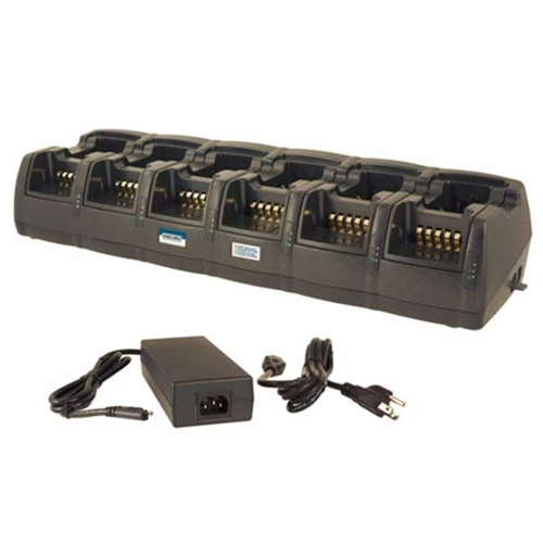 [EC12MV3-MT19T-D] Endura EC12MV3 12 Slot Smart Charger - Motorola APX 6000, APX 7000, APX 8000