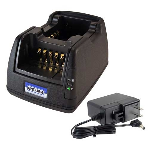 [EC2M-KW4A-D] Power Products Endura EC2M-KW4A-D Dual Charger - Kenwood NX-5200