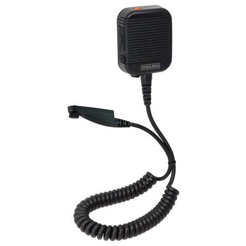 [ESM-27-BK2] Endura IP68 Speaker-Mic, Emergency, 3.5mm - BK KNG-P150, KNG-P800