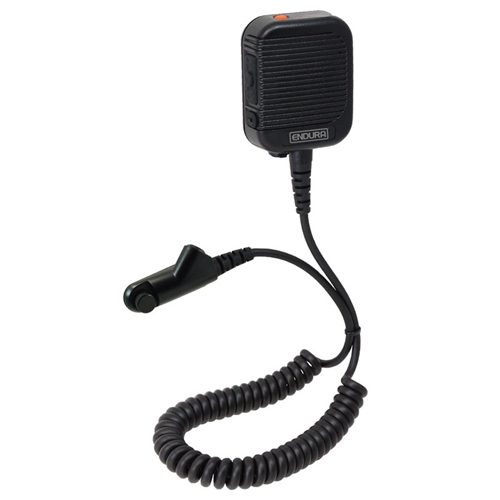 [ESM-27-HA4] Endura IP68 Speaker-Mic, Emergency, 3.5mm - Harris XL-200P, XL-185P, XG-100P
