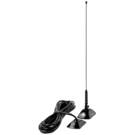 [KG450UDPL] Larsen KG450UDPL 450-470 On-Glass Antenna, 2.4 dB, PL-259