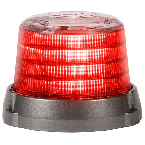 [300TMP-R] Federal Signal 300TMP-R Pro LED Beacon Red LED/Red Dome