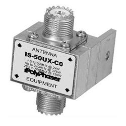 [IS-50UX-C0] PolyPhaser IS-50UX-C0 Flange Mount Coax Protector w/UHF Females