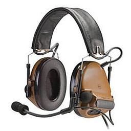 [MT20H682FB-47 CY] 3M Peltor MT20H682FB-47 CY ComTac V Tactical Headset - Brown