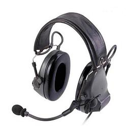 [MT20H682FB-47 SV] 3M Peltor MT20H682FB-47 SV Black SWAT-Tac V Tactical Headset