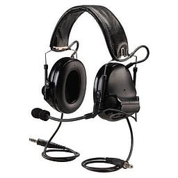 [MT20H682FB-19 SV] 3M Peltor MT20H682FB-19 SV Black SWAT-Tac V Dual Comm Headset