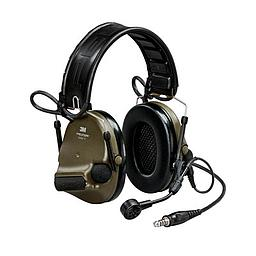 [MT20H682FB-47N GN] 3M Peltor MT20H682FB-47N GN ComTac VI NIB Headset - Green Single Comm