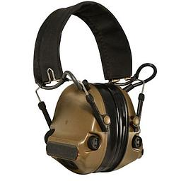 [MT20H682FB-09 CY] 3M Peltor MT20H682FB-09 CY ComTac V Hearing Defender Headset - Brown