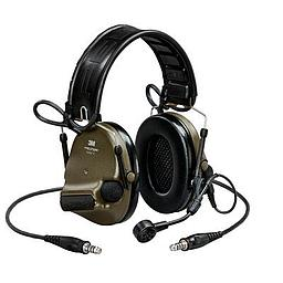 [MT20H682FB-19 GN] 3M Peltor MT20H682FB-19 GN ComTac V Dual Comm Headset - Green
