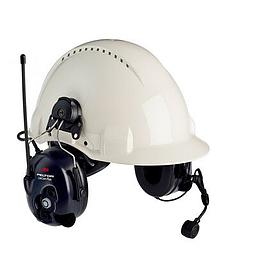 [MT53H7P3E4602-NA] 3M Peltor MT53H7P3E4602-NA LiteCom FRS 2-Way Radio Headset - Hard Hat