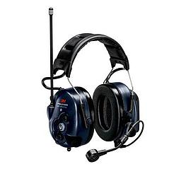 [MT73H7A4610WS6NA] 3M Peltor WS LiteCom Plus MT73H7A4610WS6NA 2-Way Radio Headset, Bluetooth - Headband