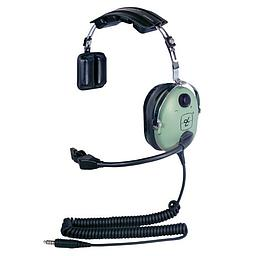 [40523G-01] David Clark 40523G-01 Single-Ear UAV Headset