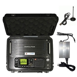 [Lunchbox-UHF-B] Klein Blackbox UHF Digital Lunchbox Repeater, Battery