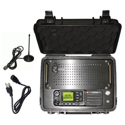 [LUNCHBOX-UHF-DP] Klein Blackbox 110V AC UHF Digital Lunchbox Repeater