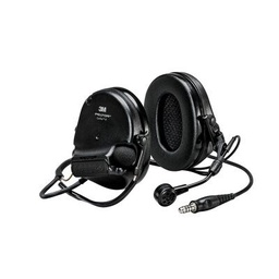 [MT20H682BB-47N SV] 3M Peltor MT20H682BB-47N SV SWAT-Tac VI NIB Neckband Headset - Black Single Comm