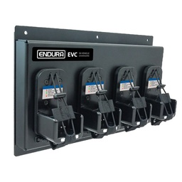 [EVC-KW4-4] Endura EVC-KW4-4 12V DC 4-Unit Vehicle Charging Station - Kenwood NX-200, NX-5200