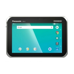 [FZ-L1AAAZZAM] TOUGHBOOK L1 FZ-L1AAAZZAM 7 Inch Display Rugged 4G LTE Tablet, Android 8.1