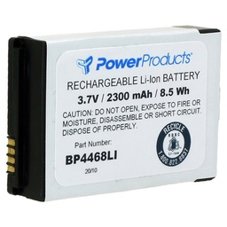 [BP4468LI] Power Products BP4468LI 2300 mAh Li-ion Battery - SL300, 3500e