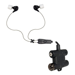 [CPRO-B-00] Silynx CPRO-B-00 Clarus Pro Rugged In-Ear Headset