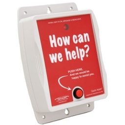 Ritron Low Power Quick Assist Wireless Shopper Call Box