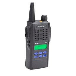 Ritron NT-Series IP65 5/4/2 Watt Analog 255 Channel 2-Way Radio