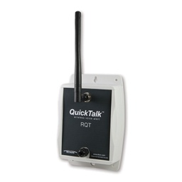 Ritron Quick Talk RQT Wireless Voice Alert Transmitter