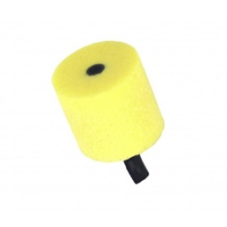Magnum YFAT Yellow Foam Ear Tip for Acoustic Tubes
