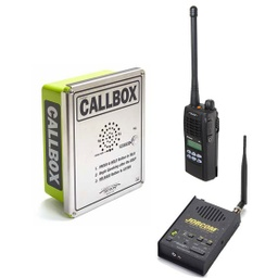 [RGGS-127M-XT] Ritron RGGS-127M-XT GateGuard Callbox Kit - VHF MURS License-Free